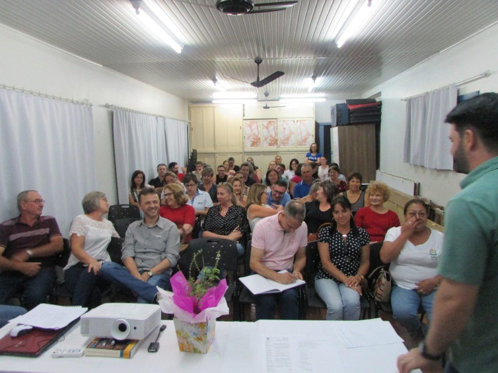 Associados participaram da Assembleia Geral Ordinária
